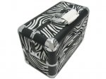 Zebra Makeup Train Case Free Shipping