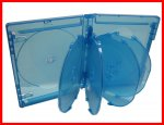 25mm BLU-RAY MULTI CASE (HOLDS 10 DISCS) VIVA ELITE 10 Tray