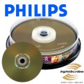 Philips LightScribe DVD-R 16x 4.7GB 25 Pack