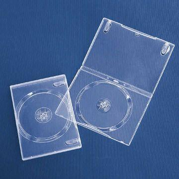 14mm DVD Case Single Super Clear 20pcs/pack - Click Image to Close